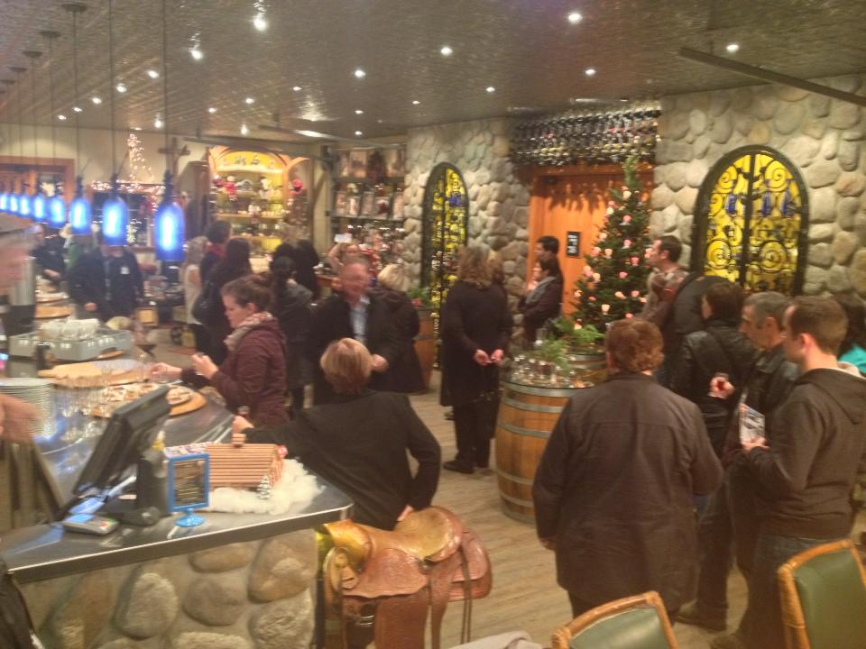 November Social At Krause Berry Farms and Estate Winery Langley